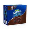 โอรีโอ คุกกี้มินิครีมช็อกโกแลตซอง23กรัม แพ็ก 10 ชิ้น/กล่อง