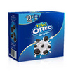 โอรีโอ คุกกี้มินิครีมวานิลลาซอง 20.4 กรัม แพ็ก 10 ชิ้น/กล่อง