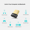TP-Link USB อแดปเตอร์ UB400 Bluetooth 4.0 Nano USB Adapter