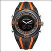 Smael นาฬิกา รุ่น SM1057-BK/OR
