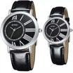 EYKI นาฬิกาข้อมือคู่รัก สายหนัง รุ่น E-8811