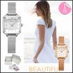 Kimio นาฬิกาข้อมือผู้หญิง สายสแตนเลส รุ่น KW6236