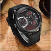 Curren นาฬิกา สายหนัง รุ่น C8249