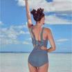 Wolfox Swimwear 2 Piece Blue Hawaii