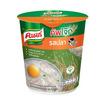 คนอร์คัพโจ๊กรสปลาชนิดถ้วย 35 กรัม (แพ็ก 6 ถ้วย)