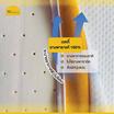 Wakey Topper Latex ท็อปเปอร์ยางพาราธรรมชาติแท้100% แก้ปวดหลัง ปวดบ่า ปวดเอว หนา 4cm