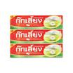 ก๊กเลี้ยง ยาสีฟันสมุนไพร 100 กรัม (แพ็ก 3 หลอด)