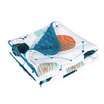Homrak ผ้าห่มเด็ก Little Spaceship 30x40 นิ้ว