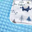 Homrak ผ้าห่มเด็ก Little Elephant 30x40 นิ้ว