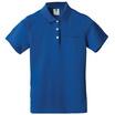 BLUE BEARเสื้อโปโลแขนสั้นผู้ชายรุ่นNEOI(Syntrel)สีฟ้า