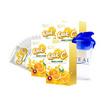 Real Elixir ควิก-ซี วิตามินซี แพ็ค 4 กล่อง (1 กล่อง บรรจุ 10 ซอง) แถมฟรี กระบอกเชค 1 ใบ