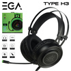 EGA หูฟังเกม TYPE-H3