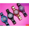 KIMIO นาฬิกาข้อมือ รุ่น KW6299-BK