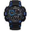 SMAEL นาฬิกาข้อมือ รุ่น Sm1366-BK/Bl