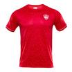 เมืองทอง ยูไนเต็ด เสื้อคอกลมลาย MTUTD สีแดง