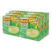 คายาริ ยาจุดกันยุง กลิ่นสมุนไพรธรรมชาติ (แพ็ก 6 กล่อง)