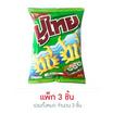 ปูไทย ขนมทอดกรอบ รสโนริสาหร่าย 60 กรัม