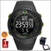 นาฬิกาข้อมือ รุ่น SM1237-BK/GR