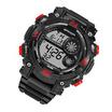 นาฬิกาข้อมือ รุ่น SW323-BK/RE