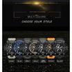 Smael นาฬิกา รุ่น SM1545N-Dark Grey
