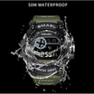 SMAEL นาฬิกาข้อมือ รุ่น SM8010-NAV