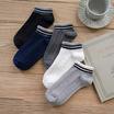 Fashion sock ถุงเท้าลายโซ่ ZA-1 1 แพ็ค 5 คู่ / 5สี
