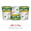 คนอร์คัพโจ๊กถ้วย ข้าวหอมมะลิ 50 กรัม แพ็ก 3 ถ้วย