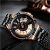 CURREN นาฬิกาข้อมือ รุ่น C8345-BK/RG