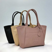 ELLE Bag กระเป๋าผู้หญิง รุ่น Gentle สีดำ EWH019820CPBL