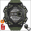 SMAEL นาฬิกาข้อมือ รุ่น SM1438-GR