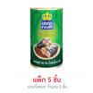 มงกุฏทะเล ปลาแมคเคอเรลในซอสพริกไทยดำ 145 กรัม (แพ็ก 5 ชิ้น)