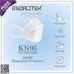 MICROTEX ผ้าปิดจมูก Full Series Mask มาตรฐาน KN95