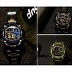 SMAEL นาฬิกาข้อมือ รุ่น SM1707-BK/RG