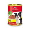 เอโปรไอคิวฟอร์มูล่า อาหารสุนัขเปียก กระป๋อง รสเนื้อ ขนาด 400 ก. (1 แพ็ก 4 กระป๋อง)