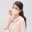 หน้ากากผ้า รุ่นเซฟการ์ด (แอนตี้ไวรัส&แอนตี้แบคทีเรีย) สไตล์เกาหลี (ผู้ใหญ่) - สีโอลโรส