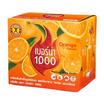 เนเจอร์กิฟ เบอร์น่า1000 กลิ่นส้ม 100 กรัม กล่อง 10 ซอง