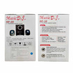 MUSIC D.J. ลำโพงบลูทูธ SP-25 Bluetooth / USB / TF / FM พร้อมรีโมทคอนโทรล