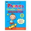 Phonics Practice Book 1 ภาษาอังกฤษ อนุบาล 1 หลักสูตร EP (สองภาษา)