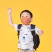 SchoolMaskPack Crayola เซ็ตหน้ากากผ้า ลาย Crayon Characters (ขนาดเล็ก) 1แพ็ก5 ชิ้น