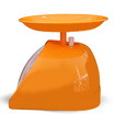 RRS ตาชั่ง 3 กิโลกรัม KS-023 สีส้ม