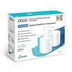 TP-Link ระบบ Wifi อัตโนมัติ Deco X60(3-Pack) AX3000 Whole Home Mesh Wi-Fi 6 System