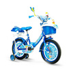 """TIGER จักรยาน รุ่น Kids bike16"""" มีล้อพยุงสองข้างสำหรับเด็กหัดปั่น สี BL"""