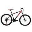 Maximus จักรยานเสือภูเขา รุ่น MERCURY 24 สปีด ล้อ 26 นิ้ว ดิสเบรคหน้า-หลัง BK/RD