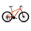 Maximus จักรยานเสือภูเขาเฟรมอลูซ่อนสาย รุ่น APOLLO 24 สปีด ล้อ 27.5 นิ้ว OR