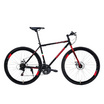 Maximus จักรยานไฮบริด รุ่น SKYRIDE TX 21 สปีด BK/RD