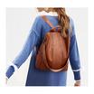 Fancybag กระเป๋าเป้ Backpack สีน้ำตาล