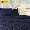 Satin Plus Luckyme ชุดผ้าปูที่นอน 5 ฟุต 5 ชิ้น ลาย LK021
