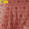Satin Plus Luckyme ชุดผ้าปูที่นอน 6 ฟุต 5 ชิ้น ลาย LK015