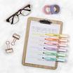 STABILO 1แถม1 ปากกาเน้นข้อความ Swing Cool Pastel 6สี + Matrix 6สี