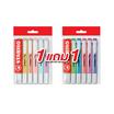 STABILO 1แถม1 ปากกาเน้นข้อความ Swing Cool Pastel 6สี + Original 6สี